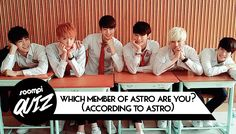 We sat down to chat with ASTRO and grilled the members on their unique traits. That's right, we got the low-down on some of their most random habits - and