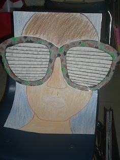 write activ, summer vacations, sunglass, summer write, third grade, 3rd grade blogs, summer trip, writing activities, back to school