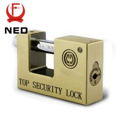 NED E9 Series Archaize Super B Grade Padlocks Safe Anti-Theft Lock Rustproof Antique Bronze Top Security Locks For Home Hardware - ICON2 Luxury Designer Fixures  NED #E9 #Series #Archaize #Super #B #Grade #Padlocks #Safe #Anti-Theft #Lock #Rustproof #Antique #Bronze #Top #Security #Locks #For #Home #Hardware
