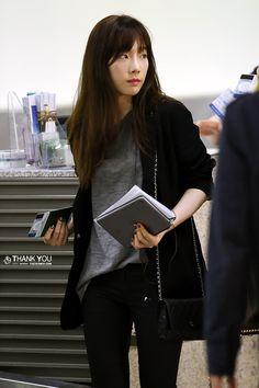 Thank You - 140502 김포공항 출국