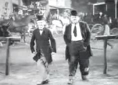 Gallery of free Laurel and Hardy animated gifs and Stan Laurel and Oliver Hardy, comic actors of silent film Laurel And Hardy, Stan Laurel Oliver Hardy, Great Comedies, Classic Comedies, Silent Film Stars, Movie Stars, St Jean Baptiste, Robert Palmer, Comedy Duos