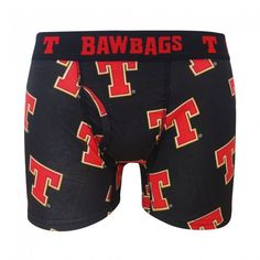 b6c51d6a2e Bawbags Tennent's Boxers - Black Surf Wear, Snow Outfit, Swim Trunks,  Footwear,