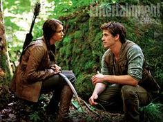 I am Katniss!  Can't wait for it to come out