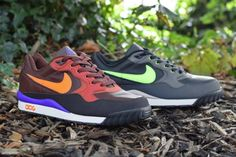 #Nike ACG Air Wildwood #sneakers
