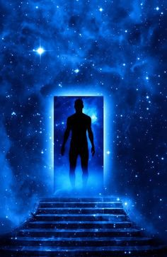 Go through the door- there's a whole universe waiting to be discovered!