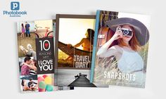 Photobook Australia: From $6.95 for a Personalised 40-Page Hardcover Photobook, Redeemable Online (Don't Pay Up to $104.95)