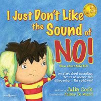 I Just Don?t Like the Sound of NO,   9 books that try to teach listening skills #tlcforkids