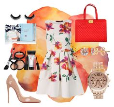 """""""Fresh look."""" by kakmicy on Polyvore featuring Christian Louboutin, Tommy Hilfiger, Chanel, Laura Geller and Wet Seal"""