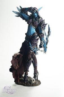 Action Figur World of Warcraft: Forsaken Queen Sylvanas Windrunner