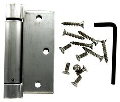Spring Single Door Hinge