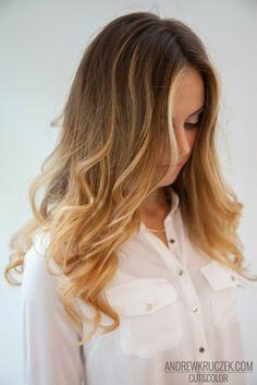 Blond is always a good idea. Radiant hairstyle in #khcsalon. llonghairdontcare