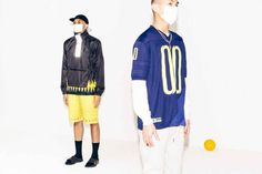 10.Deep VCTRY Lookbook via DopArt! Check out the new outfits by 10.Deep!