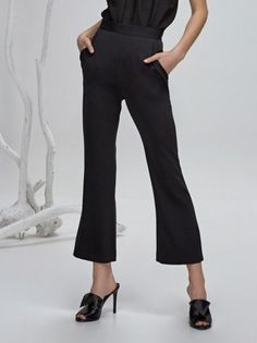 New Arrivals   Alterior Motif  Finders Keepers - On Your Own Pant - Black