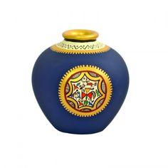 ExclusiveLane Terracotta Handpainte - by ExclusiveLane - Buy Online Jewellery - MEXCL80497234600