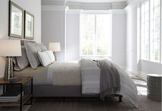 Luxury bedding collections made in Italy from the finest, most premium-grade fibers the world over.  SFERRA is the leader in high-end duvet covers, sheets, pillowcases and blankets for over 125 years.