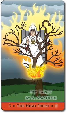 Parallel Worlds Tarot - If you love Tarot, visit me at www.WhiteRabbitTarot.com