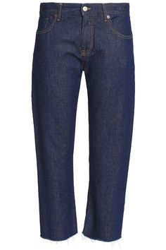 Mid-rise straight-leg jeans | MM6 MAISON MARGIELA | Sale up to 70% off | THE OUTNET