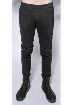 "DAVID ROAD ""LEGGINGS WITH SIDE DETAILS"" 100% COTTON : 190 € -30% >> 133 €"