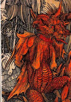 Albrecht Durer - The Devil