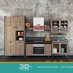 Risultati immagini per cucine dialma brown | industrial style ...