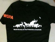 Silkscreen printed shirts by Katoenfabriek for WSPA Silk Screen Printing, Printed Shirts, Sweatshirts, Prints, Sweaters, Fashion, Screen Printing Press, Moda, Screen Printing