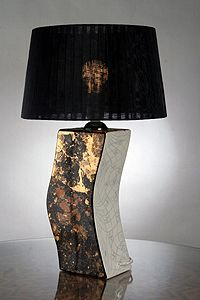 Vases, Sculpture, Decoration Table, Lamp Bases, Lamp Light, Ceramic Lamps, Interior Decorating, Coups, Lighting