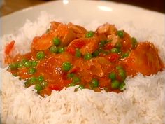 Food Network invites you to try this Butter Chicken (Indian Chicken in Tomato Cream Sauce) recipe.