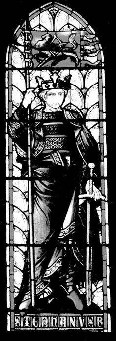 АНГЛИЯ. Стефан или Степан Блуазский (Stephen of Blois) 1135-1154, правил 19 лет тефаном заканчивается нормандская династия в Англии, с.357. Следующий за ним король Генрих II начинает собой уже новую анжуйскую династию.