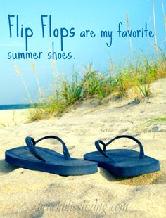 Flip Flop Quotes on Beach Bliss Living: http://beachblissliving.com/shop-flip-flops-diy-quotes/