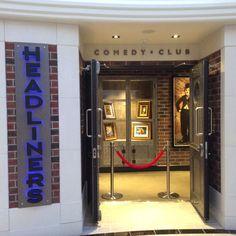 Headliners Comedy Club #NCL-Escape
