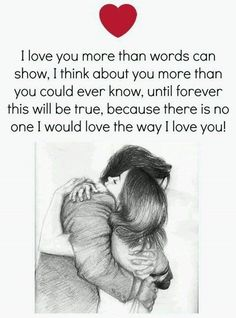 i love you more than anything in my life images will express your lovely dovely emotions and most inspirational deep love quotes for him or her brings up all kinds of additional emotions in a cute way. Cute Love Quotes, Heart Touching Love Quotes, Love Quotes For Him Romantic, Soulmate Love Quotes, Love Husband Quotes, Love Quotes With Images, Love Quotes For Her, Love Yourself Quotes, Qoutes Of Love