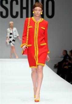 Moschino, Fast Food, Jeremy Scott, Fall Winter 2014-2015, Milano, Fashion Week