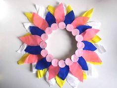 flower masks for kids - Google Search