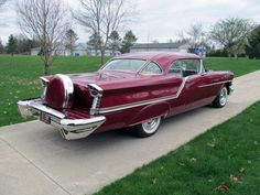 1957 Oldsmobile Rocket 88 Hardtop Coupe..Re- pin brought to you by #lLowcostcarIns. at #HouseofInsurance #Eugene,Oregon