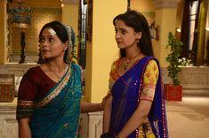 Sanya Irani (Paro) rangrasiya حبيبي دائما and Rudra mother