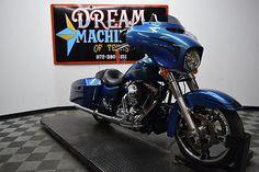 "eBay: Harley-Davidson Touring 2014 Harley-Davidson FLHX Street Glide 103"" $18,775 Book Value* #harleydavidson usdeals.rssdata.net"