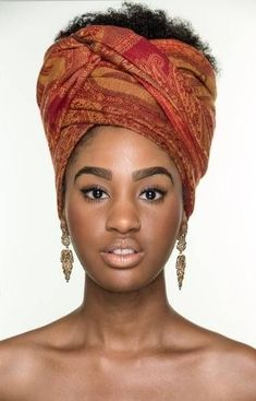 Beautiful Girl With Beautiful Hair Wraps: Best Pictures Just because my hair appears different from yours doesn't mean that you will need to pet it. These hair wraps are extremely simple to use with and it only requires a couple of minutes to set … Scarf Hairstyles, Cool Hairstyles, Black Hairstyles, American Hairstyles, Dreadlock Hairstyles, Updo Hairstyle, Wedding Hairstyles, Bad Hair Day, My Hair