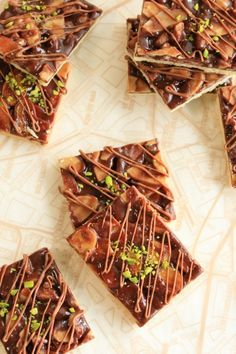「キャラメルショコラのフロランタン」きゃらめるみるく   お菓子・パンのレシピや作り方【corecle*コレクル】