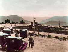 Echo Point Blue Mountains 1930s