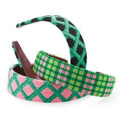 needlepoint headbands