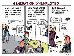 Generation X-Employed