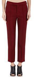 Maison Margiela Birdseye Trousers-Red