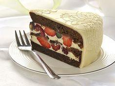 Filip Sajler a Ondřej Slanina v oblíbené kulinářské show Oreo Cupcakes, Sweets Cake, Unique Cakes, Tart Recipes, Sweet And Salty, Something Sweet, Creative Food, Yummy Cakes, Vanilla Cake