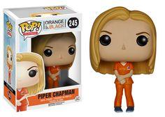 Funko - Figurine Orange is the New Black TV - Piper Chapman Pop 10cm - 0849803057893: Amazon.fr: Jeux et Jouets