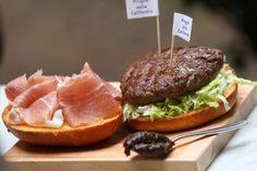 Parma Prunes Burger