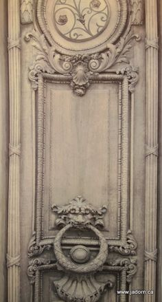 Boiserie Grisaille On Pinterest Rococo Murals And