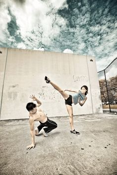 ♂ world martial art Capoeira