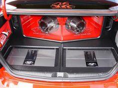 Alpine Audio Install In A Hyundai Genesis Car Audio