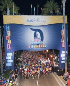 Run the sold-out Disneyland Half Marathon for charity or with a tour group