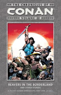 The Chronicles of Conan Volume 22 (trade-paperback collection) :: Profile :: Dark Horse Comics